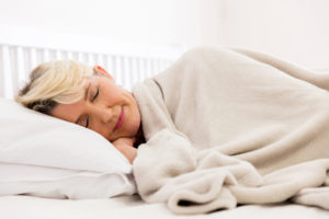 Is it true that older adults need less sleep each night?